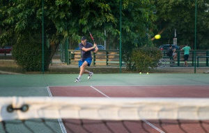 """We offer trips to French tennis tournaments that include everything: Organization, Training, Accommodation."""
